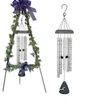 Family Chain Wind Chime with Our Family... inscription