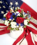 American Pride Bouquet