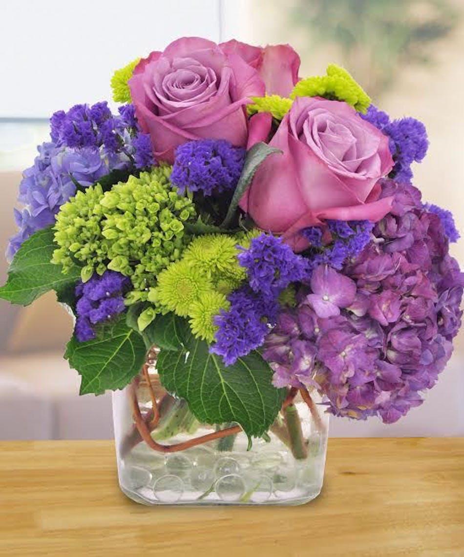 A Vivid Bouquet For International Womens Day Nanz And Kraft Florists