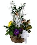 Amazing Grace Garden Basket