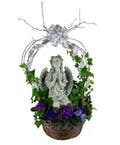 Angel of Grace Violet Garden