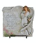 Angels are always near... plaque