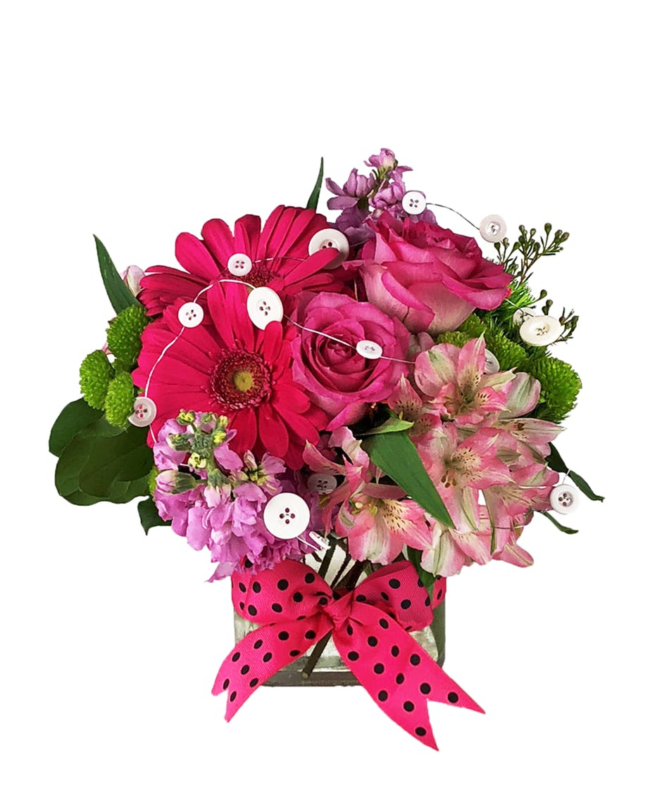 Buttons & Bows - Same Day Louisville KY Flower Delivery | Nanz ...
