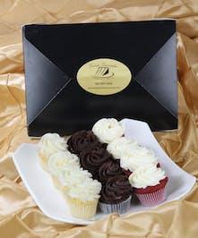 Assorted Mini Cupcakes