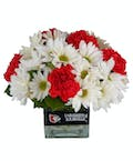 Cardinal Spirit U of L Bouquet