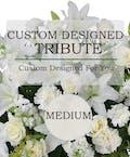 Custom Design Sympathy Tribute (Medium)