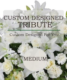 Funeral baskets gifts louisville ky flower delivery custom design sympathy tribute medium negle Choice Image