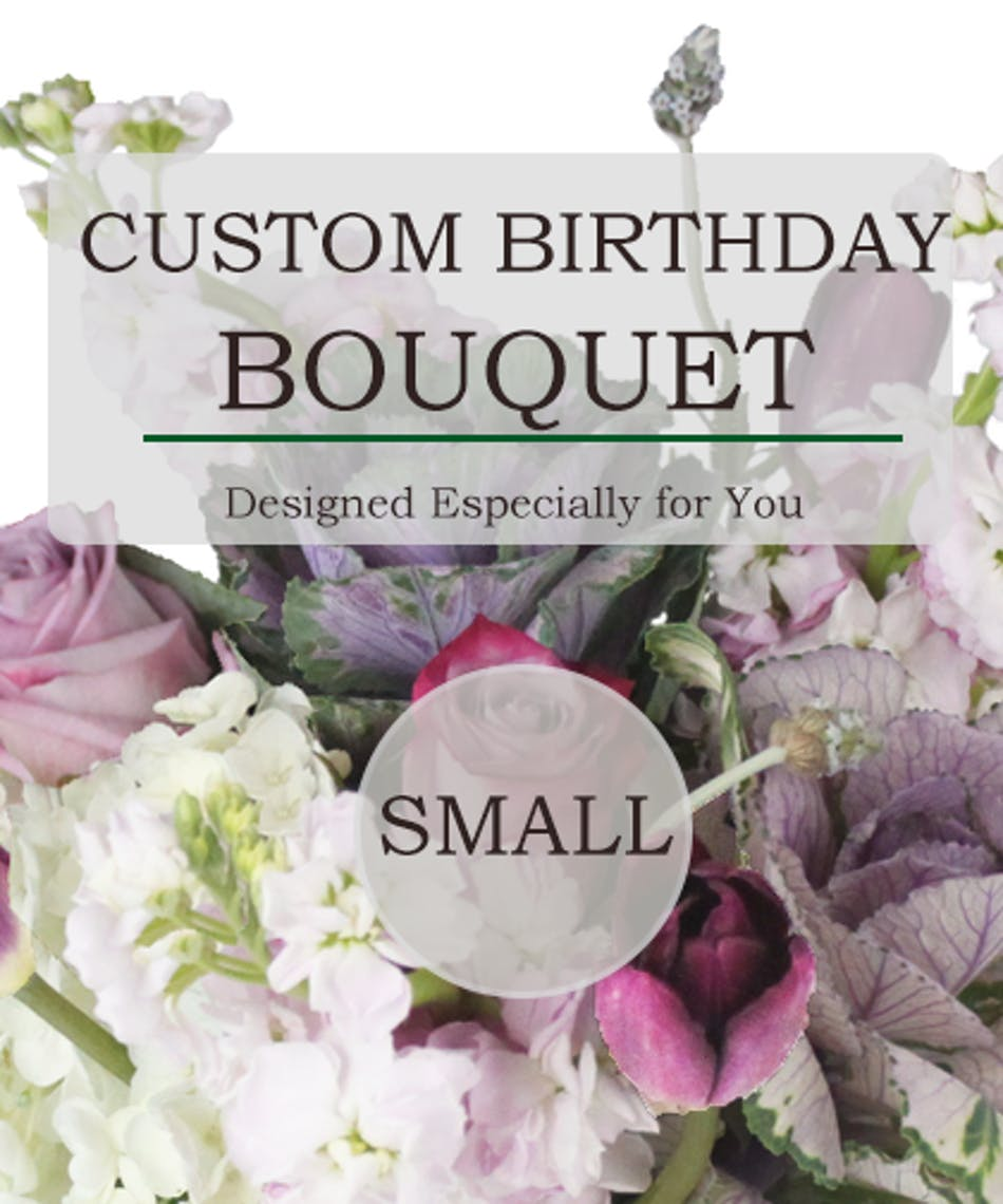 Custom birthday bouquet small something unique and just for you custom birthday bouquet small something unique and just for you same day louisville ky flower delivery nanz kraft florists izmirmasajfo