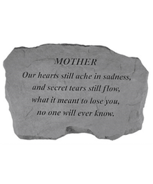 Stepping Stone: Mother- Our Hearts Still...