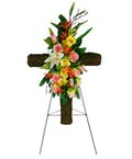 Peaceful Spring Cross