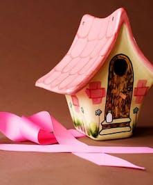 Komen Wren Birdhouse