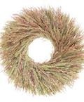 Rolling Grains Wreath