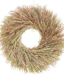 Rolling Grains Wreath