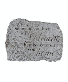 Stepping Stone: When Someone...Heaven is