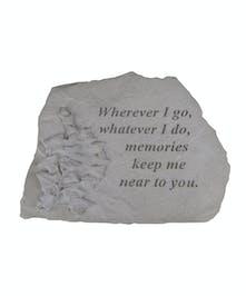 Stepping Stone: Wherever I Go