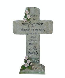 Sympathy Cross Gone Yet Not Forgotten