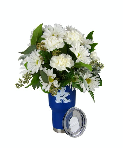 U K Team Tumbler Bouquet