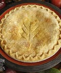 *Double Crust Apple Pie