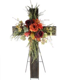 Luxurious Autumn Cross