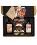 Bourbon Barrel Foods Grilling Gift Box
