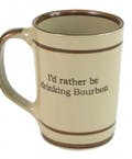 Bourbon Coffee Mug