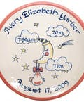 Moon Birth Plate
