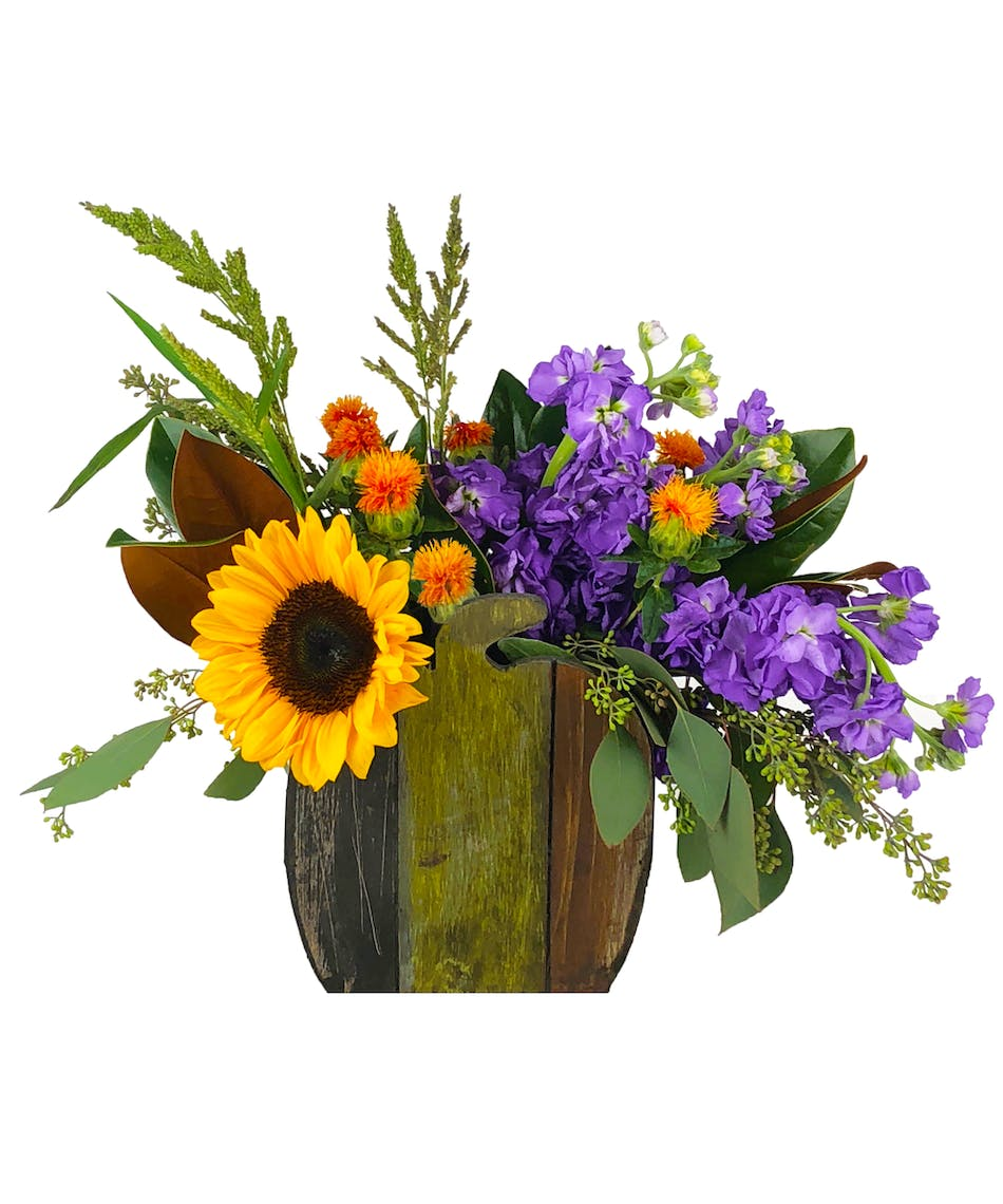 Rustic Orchard Same Day Louisville Ky Flower Delivery Nanz