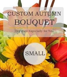 Custom Design Autumn Bouquet (Small)
