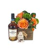Flowers, Old Forester and Twine Rocks
