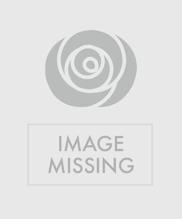 Patriotic Silk Flowers Cemetery Can