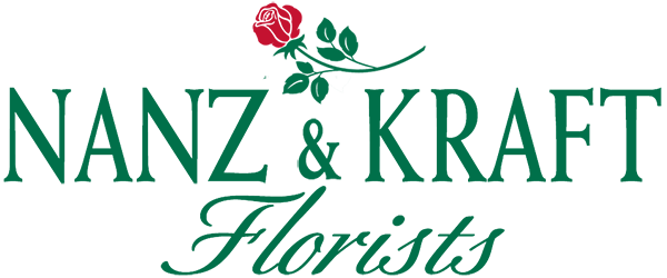 Nanz & Kraft Florists logo